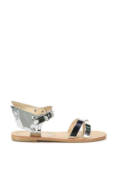 Pegasus Sandal, SILVER
