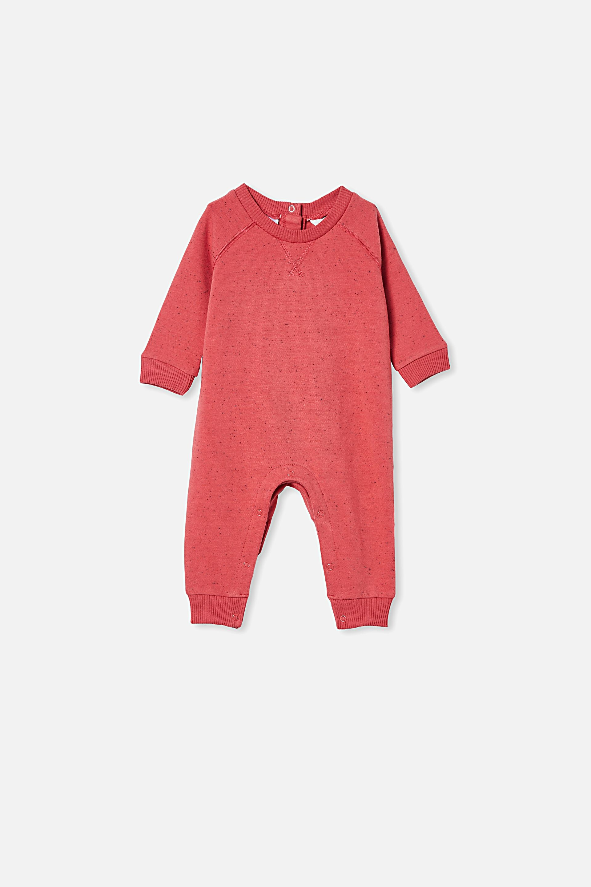 Red Stripes Heart Tie Love Cute Baby Long Sleeve Gown Sleepwear Robes Nightgowns