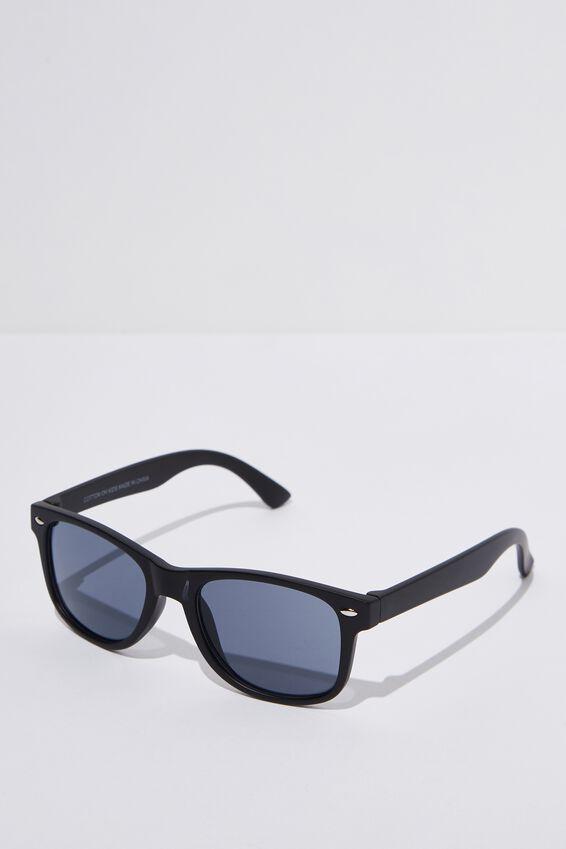 Kids Sunglasses, MATTE BLACK 4