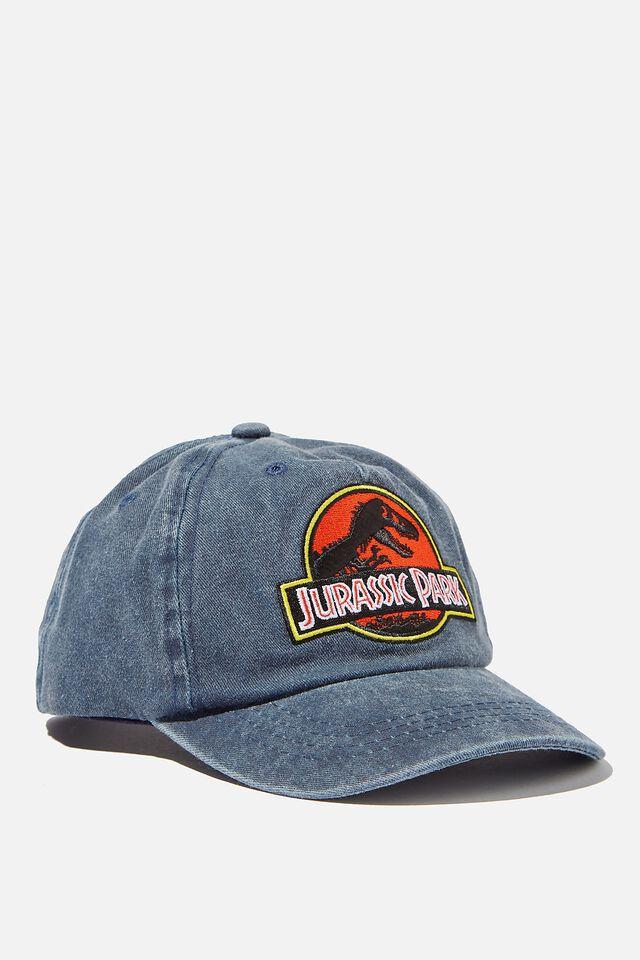 Jurassic Park Baseball Cap, LCN UNI/JURASSIC PARK