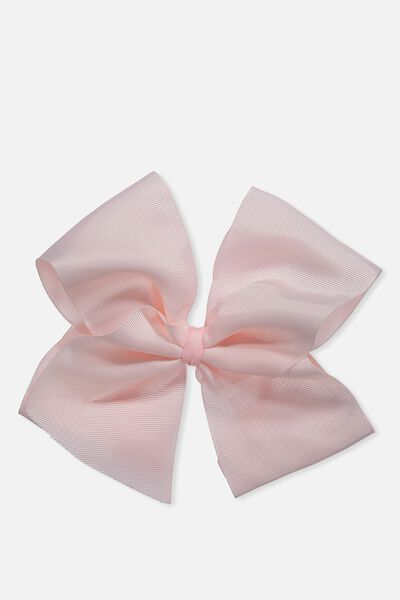 Statement Bows, SHELL PEACH