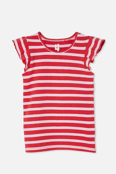 Kaia Tank, LUCKY RED STRIPE