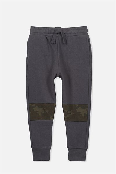 Lewis Trackpant, GRAPHITE CAMO