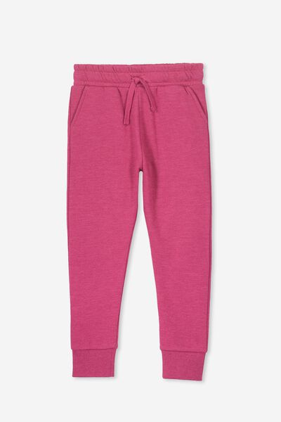 Kallie Trackpant, SUMMER BERRY MARLE