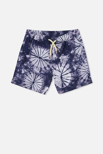 Bailey Board Short, TIE DYE/INDIGO