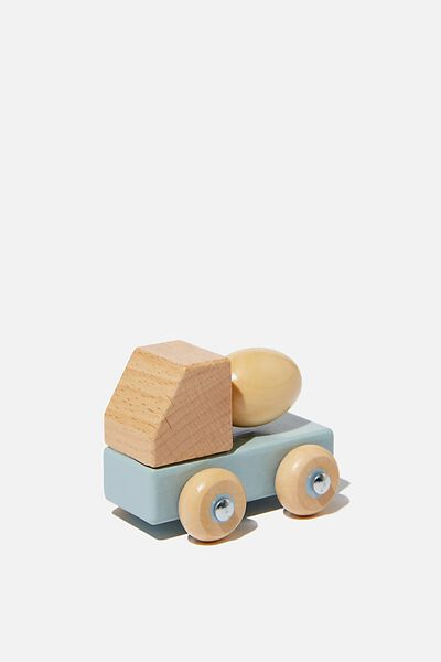 Wooden Toys, ETHER CEMENT MIXER