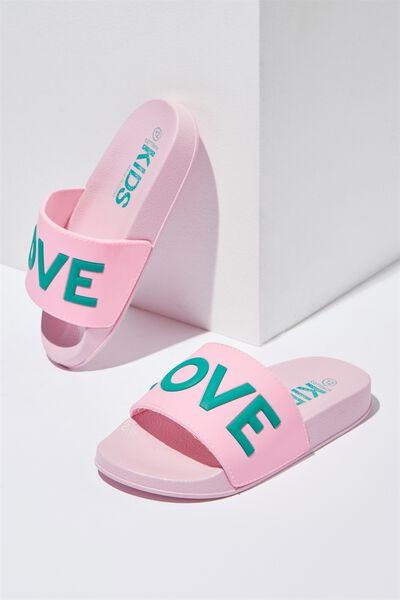 Pool Slide, LOVE
