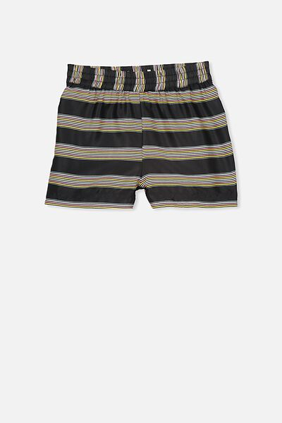 Boys Pyjama Short, B MULTI STRIPE
