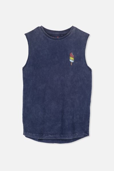Orson Tank, NAVY SFW/ICEY POLE MUSCLE