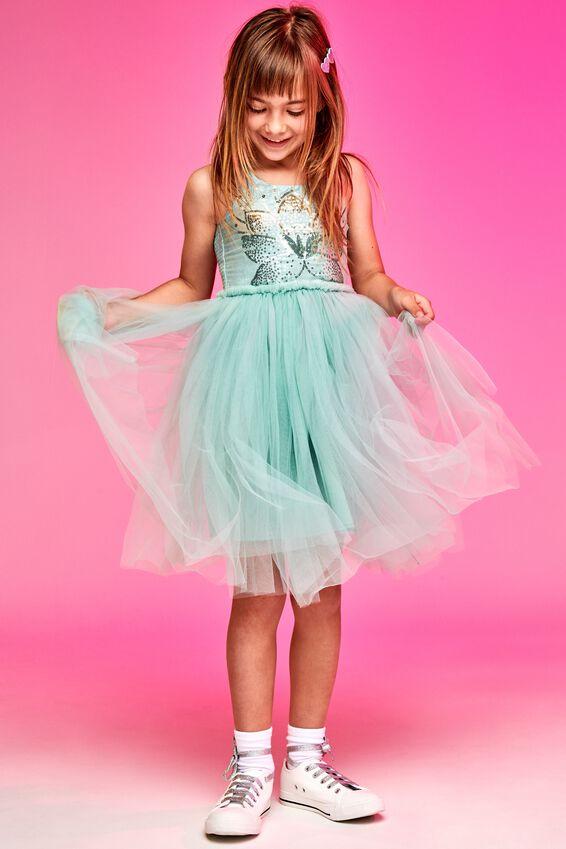 Tiana Dress Up Dress, LCN DIS/TIANA