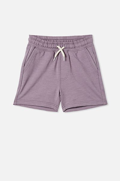 Henry Slouch Short 60/40, DUSK PURPLE