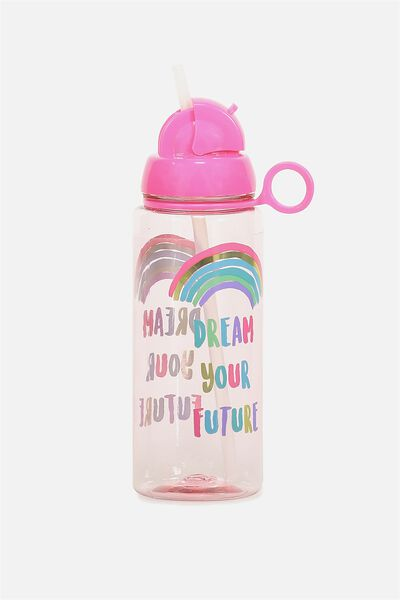 Spring Drink Bottle, DREAM YOUR FUTURE