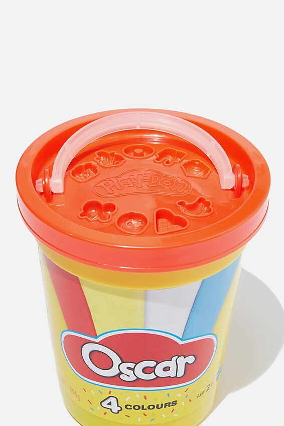 Personalised Play Doh, RED