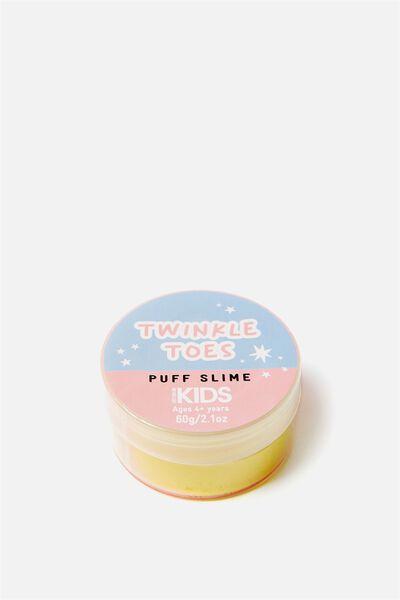 Kids Slime, TWINKLE TOES SLIME