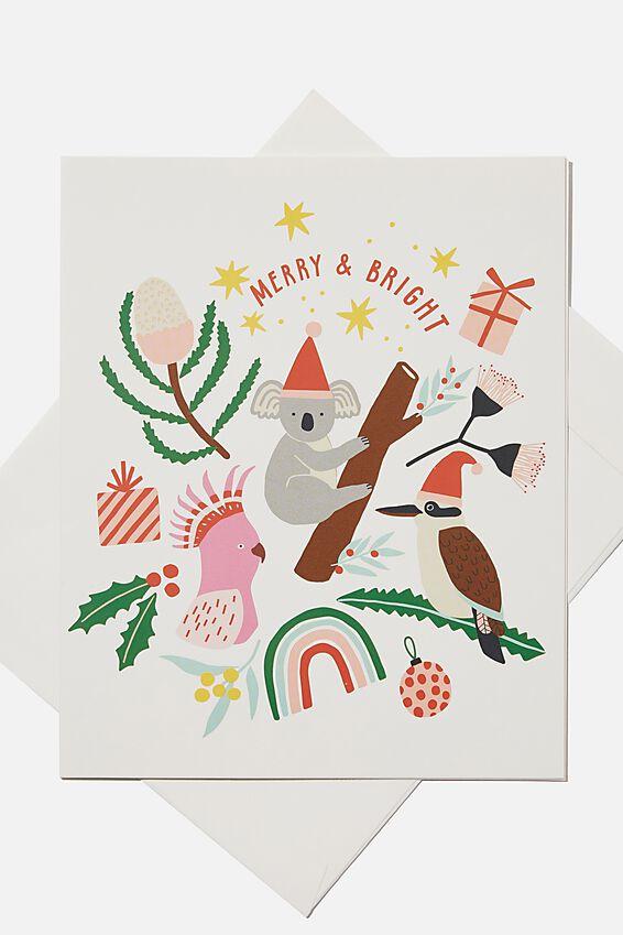Christmas Gift Card, AUSTRALIANA