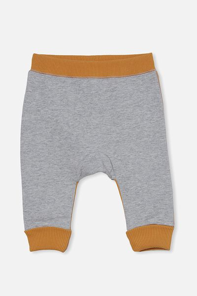 Sully Trackpant, CLOUD MARLE/VINTAGE HONEY