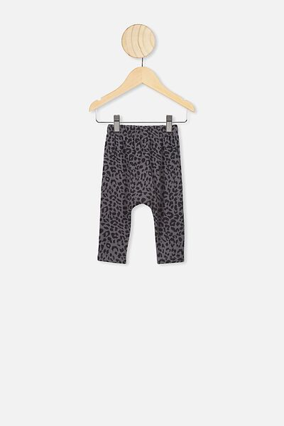 The Legging, RABBIT GREY/SUMMER OCELOT
