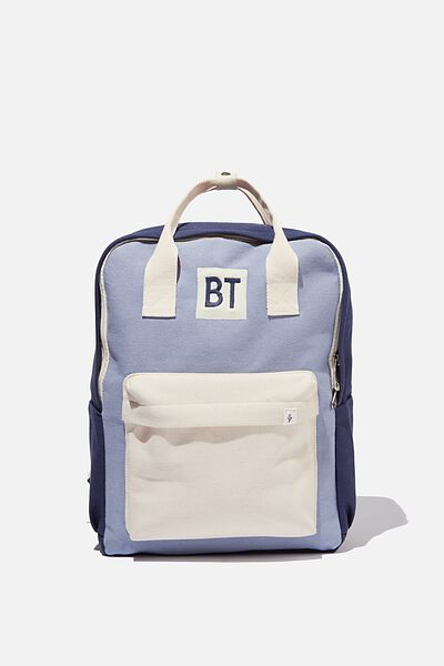 Back To School Backpack Personalised, NAVY