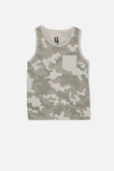 Otis Tank, WASHED OUT CAMO