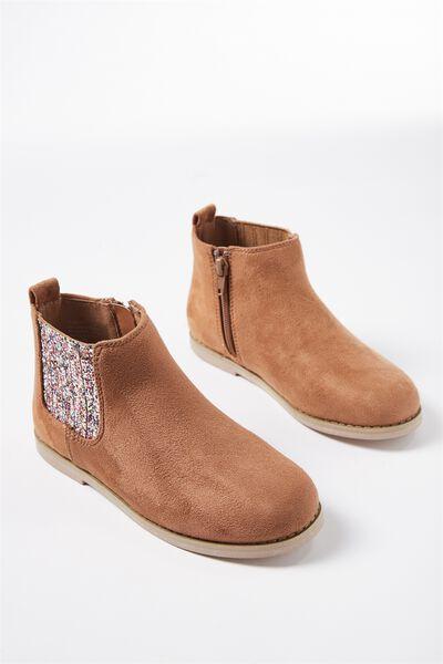 Peyton Chelsea Boot, TAN MULTI