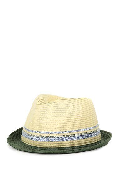 Trilby Hat, CACTUS