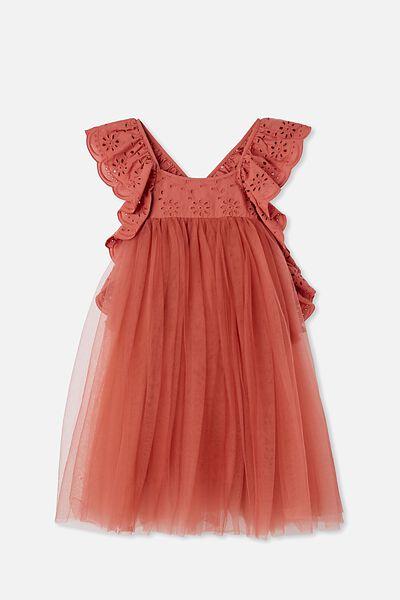 Isabell Dress Up Dress, CHUTNEY