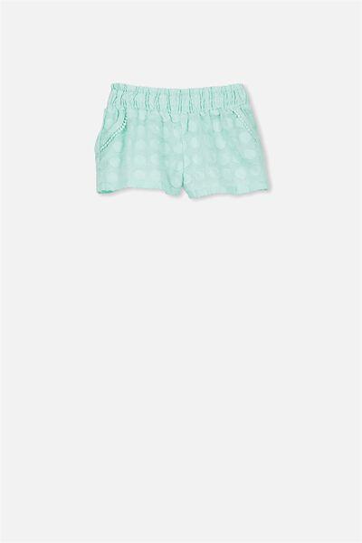 Kate Short, SEA-GLASS GREEN