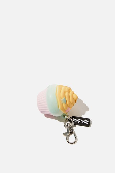 Squishy Bag Charm, CUPCAKE