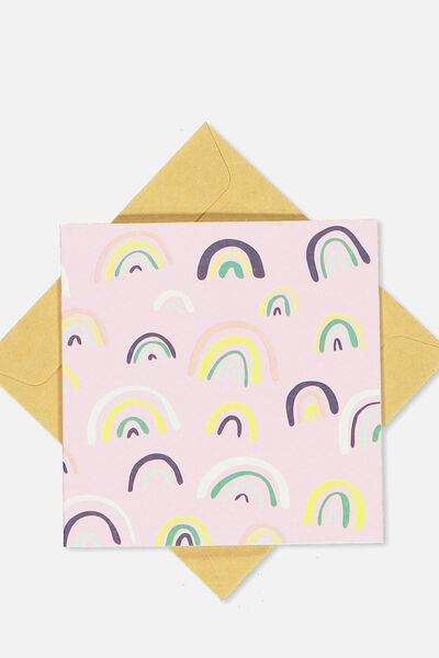Gift Cards, PINK RAINBOW