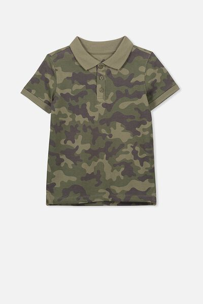 Kenny 3  Polo, CAMO