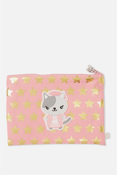 Sunny Buddy A4 Pencil Case, AVA