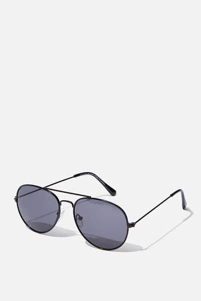 Pilot Sunglasses, TWILIGHT BLACK