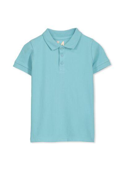 Kenny3 Polo, NEW MORRIS BLUE