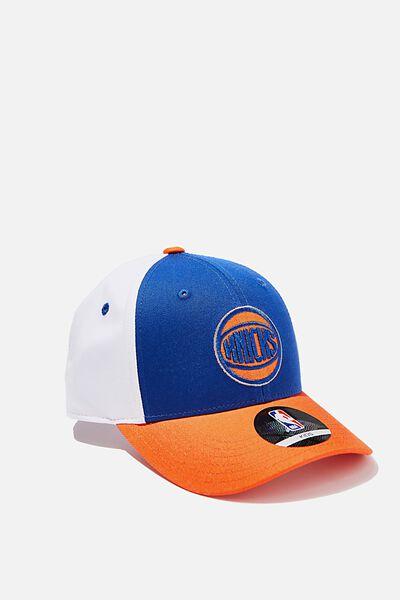 Licensed Baseball Cap, LCN NBA NY NICKS