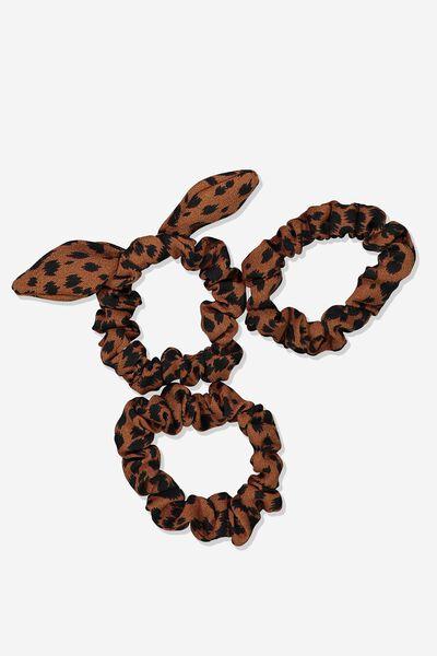 Mini Scrunchie, ANIMAL
