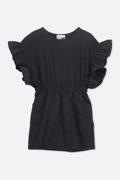 Charlie Dress, VINTAGE BLACK
