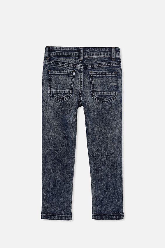 Ollie Slim Leg Jean, DARK DENIM