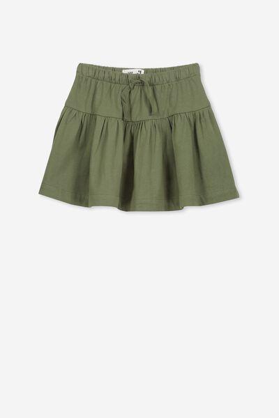 Cilla Skirt, FOUR LEAF CLOVER