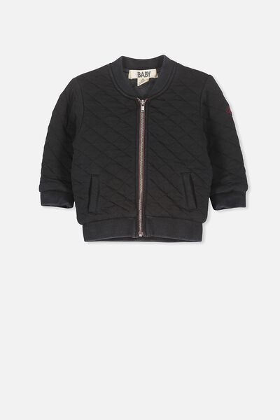 Lucas Bomber Jacket, GREY WASH/WHATEVER