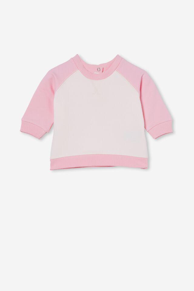 Tate Sweater, CALI PINK/CRYSTAL PINK
