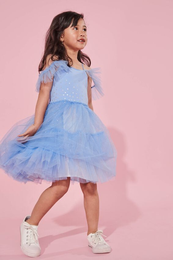 Iris Tulle Dress, LCN DIS/CINDERELLA