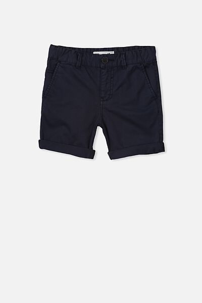 Walker Chino Short, INDIAN INK
