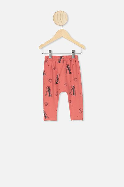 The Legging, RED BRICK/PENGUIN ASTRONAUT