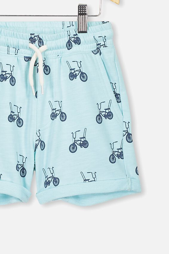 Henry Slouch Short, DREAM BLUE/ROADSTER