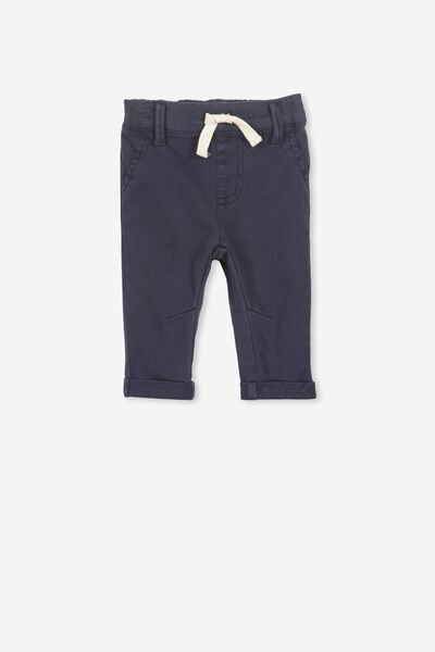 Dex Trouser, WASHED NAVY