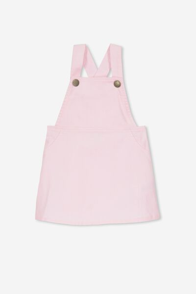 Sophie Pinafore Dress, CRADLE PINK