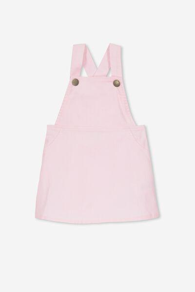 Sophie Pinafore Dress, CRADLE PINK
