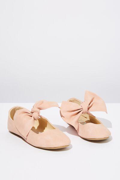 Knot Ballet, BLUSH PINK