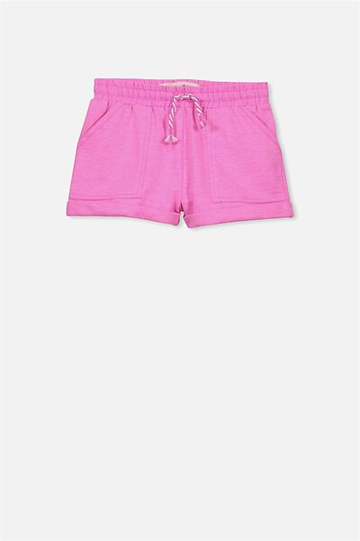 Nila Knit Short, ELECTRIC PINK