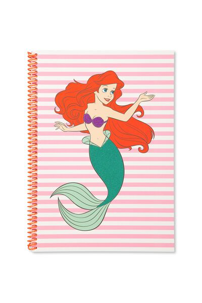A4 Everyday Lined Notebook, ARIEL